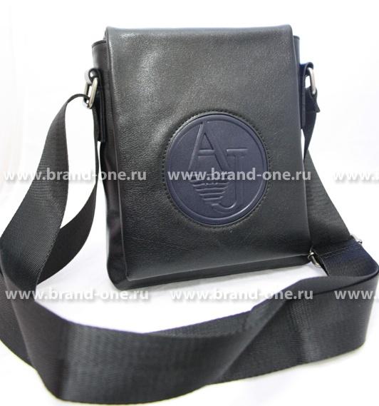 Мужская сумка через плечо Giorgio Armani - 3 вида см фото